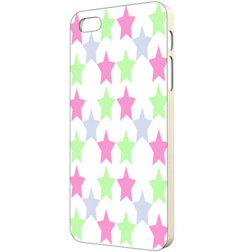 Star iPhone Case - FREE Shipping to USA pink green blue stars star print pastel pastel iphone 5s case colorful cases cute iphone 4c