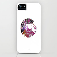 king iPhone & iPod Case by Laura Santeler