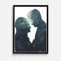 Excelsior -17x11 Silver Linings Playbook inspired poster - Love poster