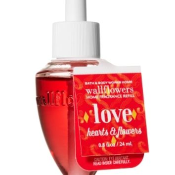 Wallflowers Fragrance Refill Love - Hearts and Flowers