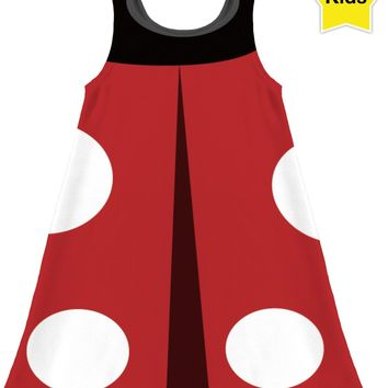 ROCD Ladybug Children's Dress