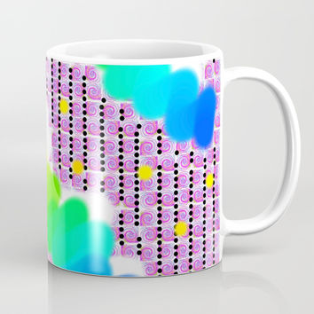 Circular 13 Coffee Mug by Zia
