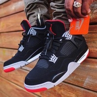 "Air Jordan 4 ""Bred"" - Best Deal Online"