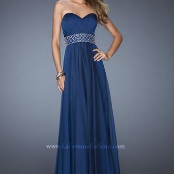 La Femme 20140 at Prom Dress Shop