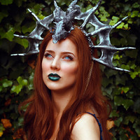 Dragon Priestess headdress