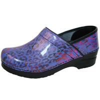 Sanita Professional Lullaby Womens Print Comfort Clogs