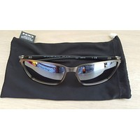 OAKLEY TINCAN CARBON MENS SUNGLASSES 006017-05