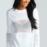 Lizzie Aerated Sports Jumper