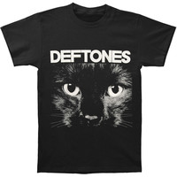 Deftones Men's  Sphynx T-shirt Black Rockabilia