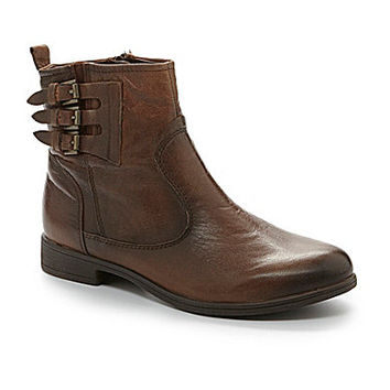 Earth Women's Norway Flat Booties