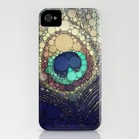 Peacock Feather  iPhone Case by Love2Snap | Society6