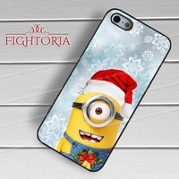 Minion Christmas Snow - zFzF for iPhone 6s case