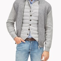 Brunello Cucinelli Cardigan, Men's SWEATERS | Brunello Cucinelli Online Boutique