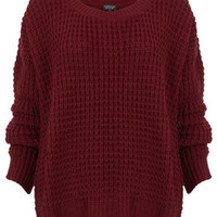 Knitted Scoop Neck Jumper - New In This Week  - New In