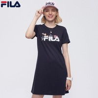 FILA Women Summer Dress Tee