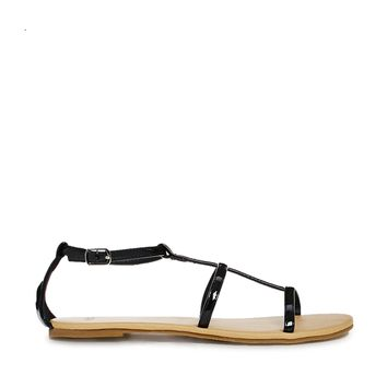 ASOS FACE FACTS Flat Sandals