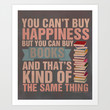 Books Art Print by Thespngames