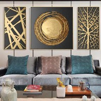 Abstract Poster Prints And Art Wall Picture Painting No Frame