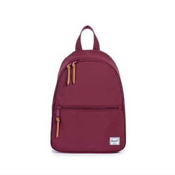 herschel supply co. - womens town backpack | windsor wine