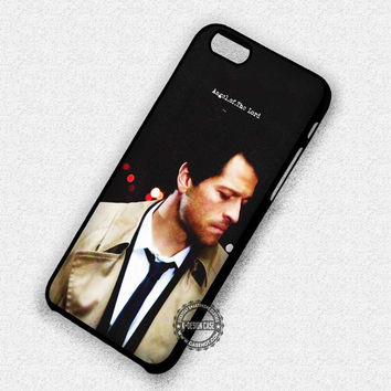 Cas Angel Supernatural - iPhone 7 6S 5 SE 4 Cases & Covers