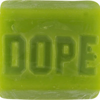 Dope Skate Wax Bar Og Green Lime
