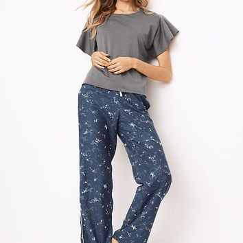 The Flannel Pant - Victoria's Secret