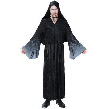 Men's Halloween ghosts act as Cosplay wizard clothes [117370847261]