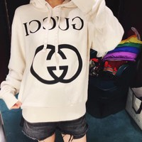 Black Gucci Sweatshirts DD937