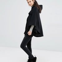 Only | Only Wool Cape Coat at ASOS