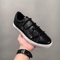 Givenchy Low Sneakers With Elastic Laces Black Bh000hh02k-004