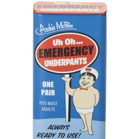 College Essential Emergency Underpants