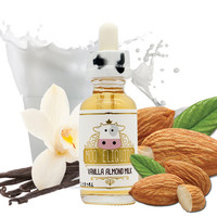 Vanilla Almond Milk - Moo E Liquid