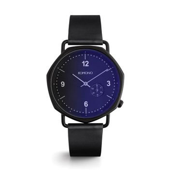 KOMONO Orson Watch in Midnight