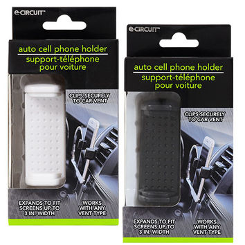 Bulk E-Circuit Auto Cell Phone Holders at DollarTree.com