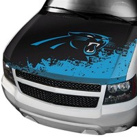 Carolina Panthers Hood Cover