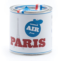 Original Canned Air From Paris