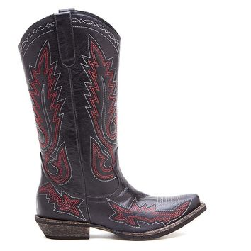 Hector Boots - Matisse Collection