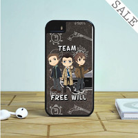 Supernatural Team Free Will iPhone 5S Case