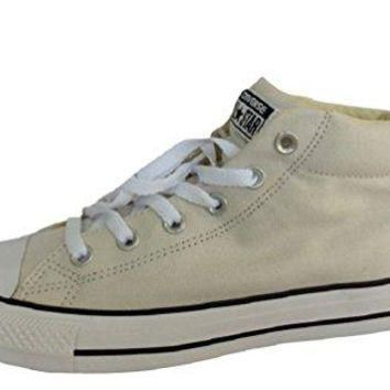 Converse Chuck Taylor All Star Street Mid pale putty/black/white