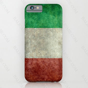 Flag of Italy case cover