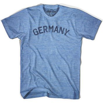Germany City Vintage T-shirt