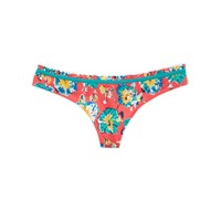 Aerie Cutie Booty Printed Thong | Aerie for American Eagle