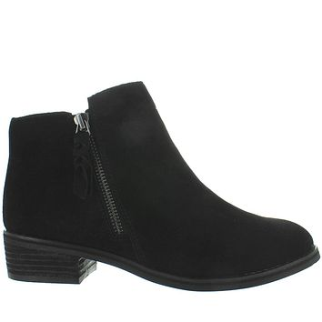 Blondo Canada Liam - Waterproof Black Suede Dual Zip Bootie