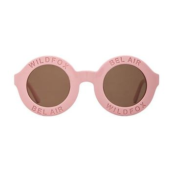 Wildfox Couture Bel Air Sunglasses in Pink
