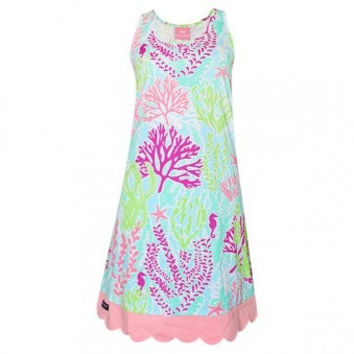 Simply Southern Reef Life Dress
