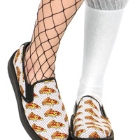 PIZZA VIVA LOW SLIP ONS