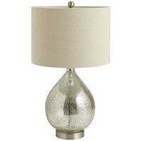 Teardrop Luxe Lamp