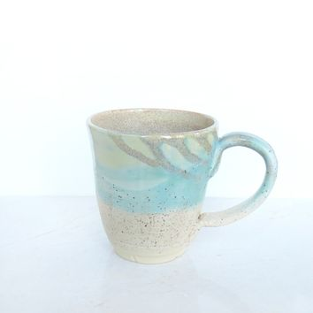 Ceramic Coffee Mug for Summer