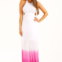 Make Your Dreams Dress: Pink Ombre