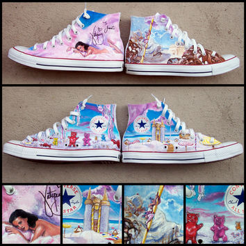 Katy Perry California Gurlz shoes